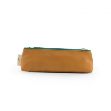 Trousse Sticky Lemon - Bleu clair / Caramel