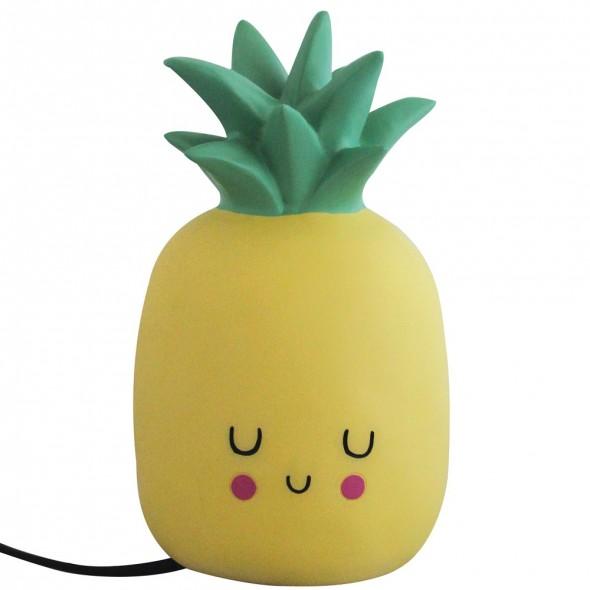 Lampe à poser - Ananas