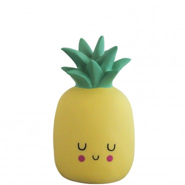 Veilleuse rechargeable - Ananas