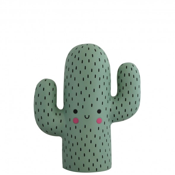 Veilleuse rechargeable - Cactus