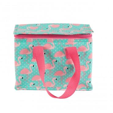 Lunch bag - Flamingo