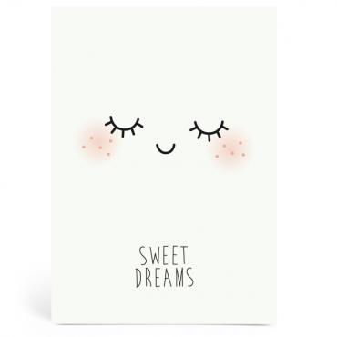 Grande carte - Sweet Dreams