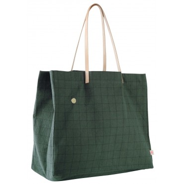 Grand sac shopping Oscar - Sencha