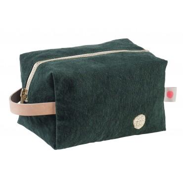 Trousse de toilette cube Iona - Sencha