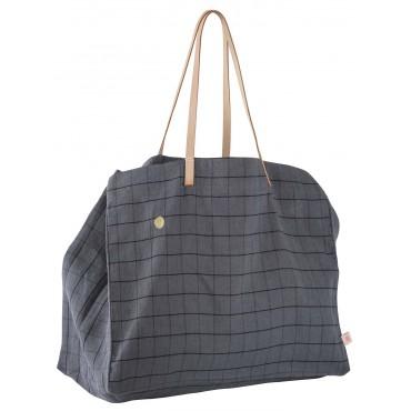 Grand sac shopping Oscar - Sésame