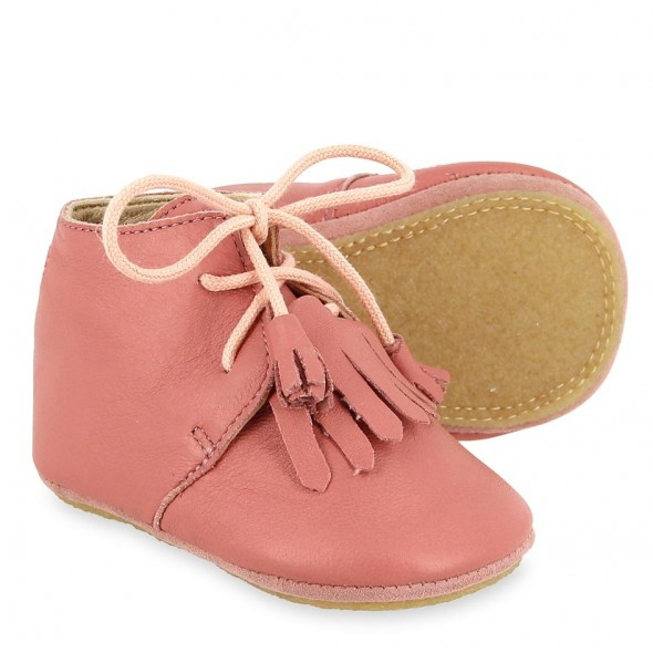 Chaussons Mexi - Rosy