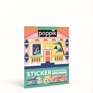 Sticker Poster - Village