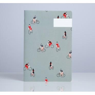 Carnet - A bicyclette