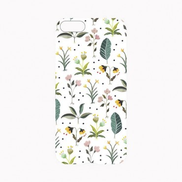Coque d'iPhone 7 - Flowers