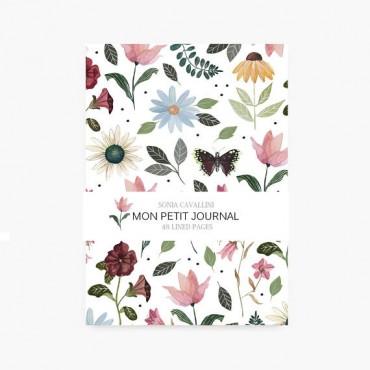 Carnet de notes A6 - Wild Flowers