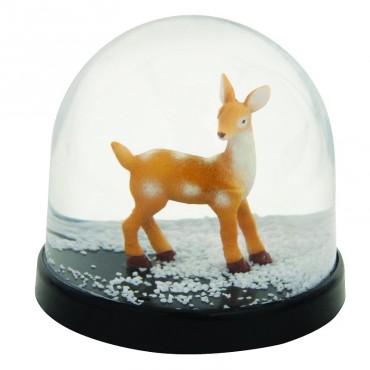 Boule à neige - Bambi