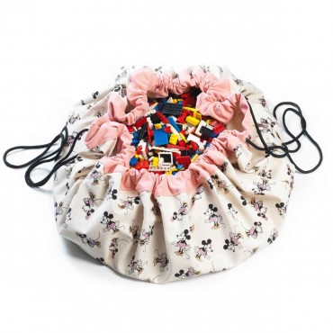 Sac de rangement - Minnie gold (Disney)