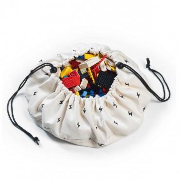 Mini sac de rangement - Éclairs