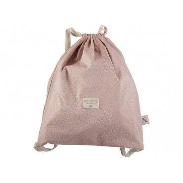 Sac à dos Koala - White bubble / Misty pink