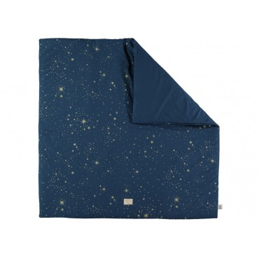 Tapis de jeu Colorado - Gold stella / Night blue