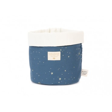 Panier Panda - Gold stella / Night blue (Medium)