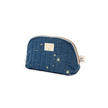 Trousse de toilette Holiday - Gold Stella / Night blue