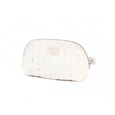 Trousse de toilette Holiday - Gold Stella / Natural