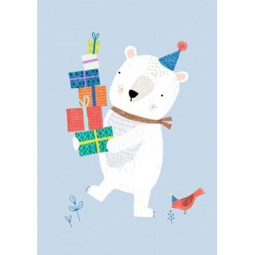 Carte postale - Polar bear