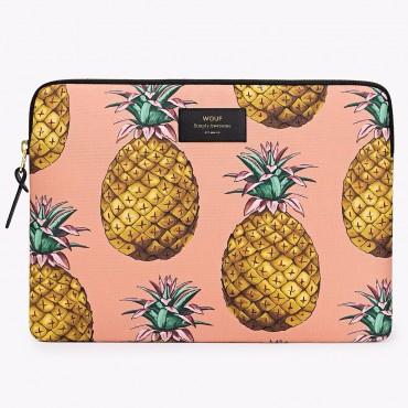 """Housse d'ordinateur 13"""" - Ananas"""