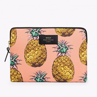 Housse d'Ipad - Ananas
