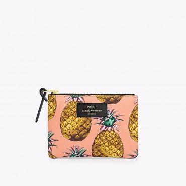 Petite pochette - Ananas