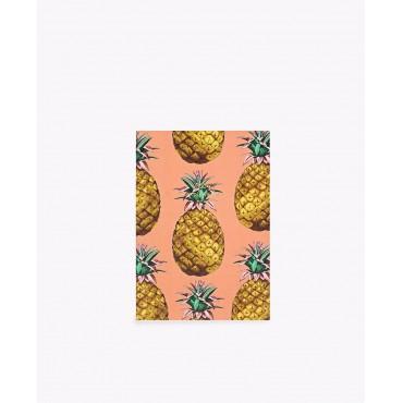 Carnet - Ananas (A6)