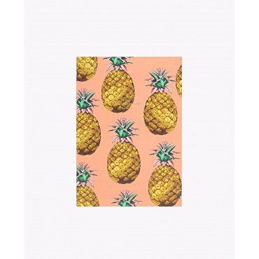 Carnet - Ananas (A5)
