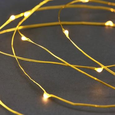 Guirlande lumineuse décorative - Brass