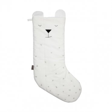 Chaussette de Noël - Ours polaire