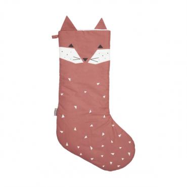 Chaussette de Noël - Fox