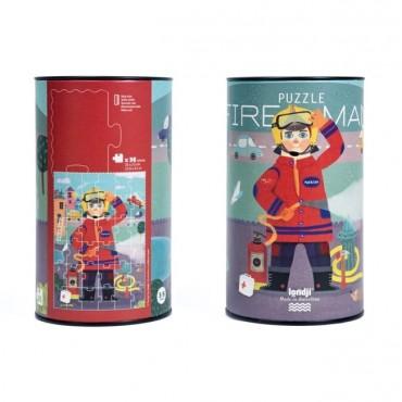 Puzzle Pompier (36 pièces)