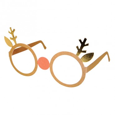 12 lunettes en papier - Rennes