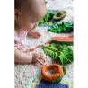 Jouet en latex  - Cathy la carotte