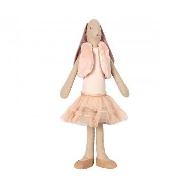 Poupée Lapin Fille - Princesse danse (Medium)