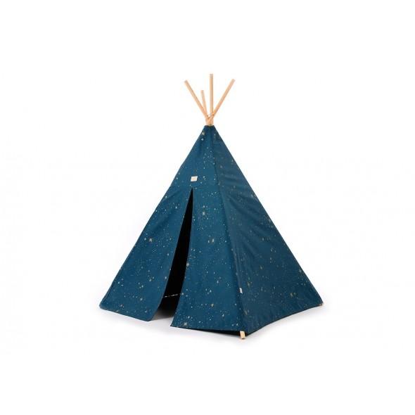 Tipi Phoenix - Gold stella / Night blue