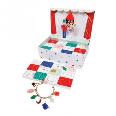 Calendrier de l'Avent - Bracelet & Charms