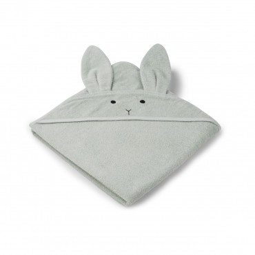 Sortie de bain Augusta - Rabbit Dusty mint
