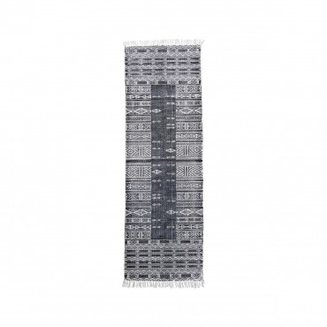 Tapis Julia - Black & White (70x240)