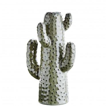 Vase cactus - Vert