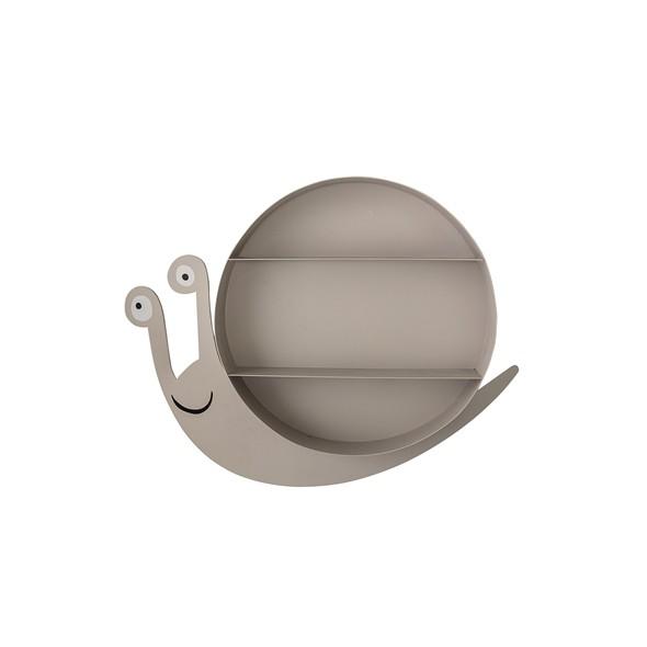 Etagère Escargot en métal