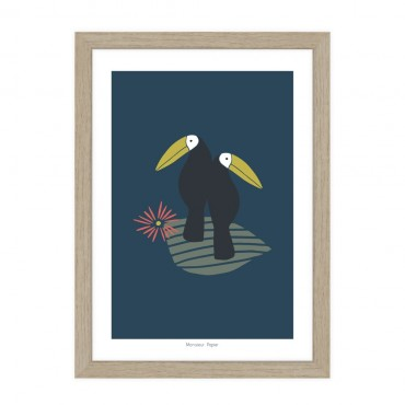 Poster - Toucans