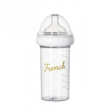 Biberon - French (210 ml + tétine 6 Mois+)