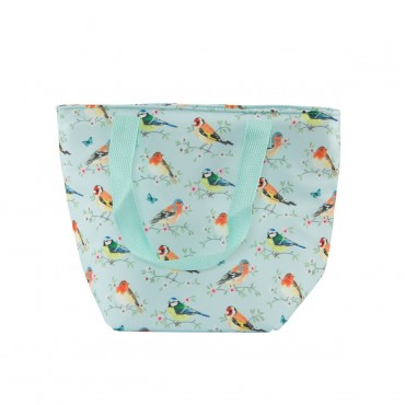 Lunch Tote bag - Garden birds