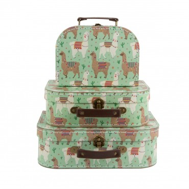 Set de 3 valises - Lima Lama