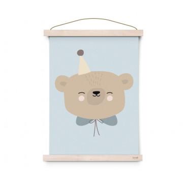 Affiche Circus - Bear