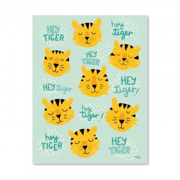 Affiche - Hey Tiger