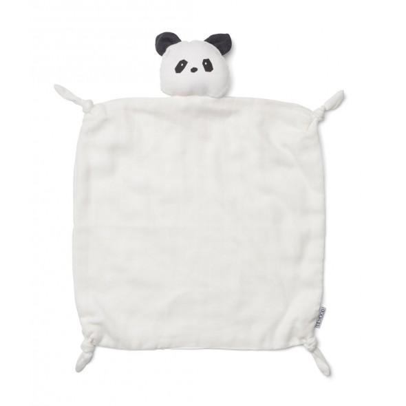 Doudou Agnete - Panda (Crème)