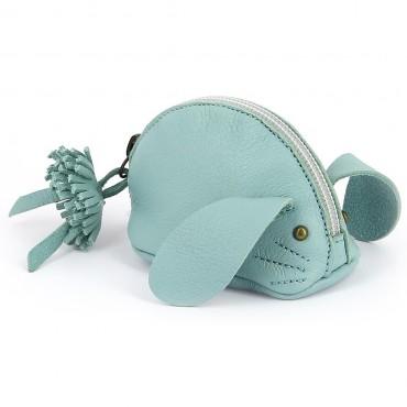Porte-monnaie Bunny - Bleu
