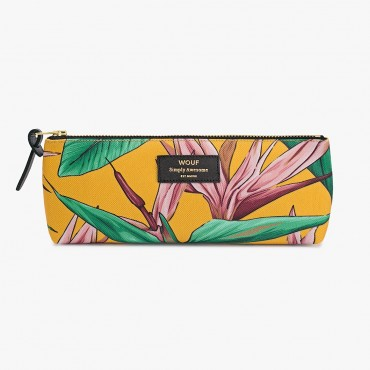 Trousse à crayons - Bird of paradise